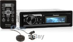 Pioneer DEH-80PRS In-Dash Audiophile CD/MP3/USB Car Stereo Receiver with Remote