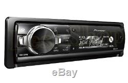 Pioneer DEH-80PRS(R. B) In-Dash CD/MP3/USB Car Stereo Receiver with Remote