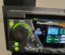 Pioneer DEH-P47DH old school 1.5 din car stereo cd player chrysler dodge gm chev