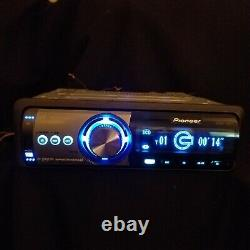 Pioneer DEH-P80MP CD Player Car Stereo Receiver Deck Rare