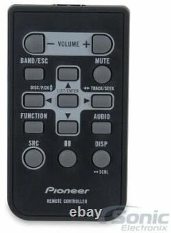 Pioneer DEH-S1200UB Single DIN USB/CD/MP3 Player Car Stereo In-Dash Receiver