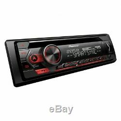 Pioneer DEH-S420BT Car Radio, CD MP3 USB AUX Stereo, Plays iPod iPhone Android