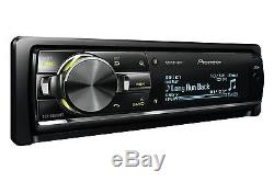 Pioneer DEH-X9600BT Car CD MP3 2 X USB SD Stereo iPod iPhone Android Bluetooth