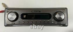 Pioneer DEH p77mp CD Radio player car stereo made in Japan