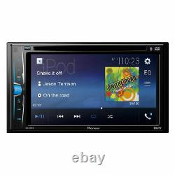 Pioneer DVD car stereo Radio dash install Kit for Ford Transit 2015-2018