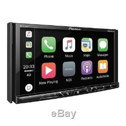 Pioneer Double 2 DIN AVH-2330NEX 7 DVD Bluetooth HD Radio Apple Car Stereo AUX