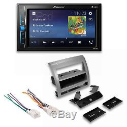 Pioneer Double Din Car Stereo Radio Install Dash Mount Kit Harness Toyota Tacoma
