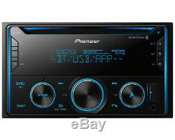 Pioneer FH-S520BT Double Din Car Radio Stereo CD Receiver iPhone Android Pandora