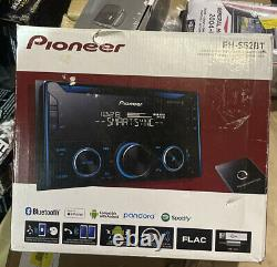 Pioneer FH-S52BT Double Din Bluetooth Receiver Car Stereo