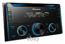 Pioneer FH-S52BT Double Din Bluetooth Receiver Car Stereo New In Box