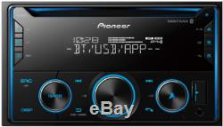 Pioneer Fh-s520bt 2din Car Stereo Mp3 CD Player Receiver With Bluetooth Usb Aux