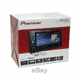 Pioneer MP3 USB BT Camera Ready Stereo Dash Kit Harness for 07-12 Nissan Altima