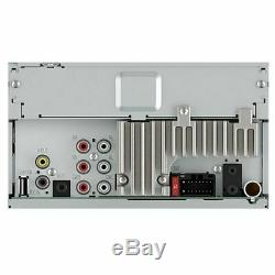 Pioneer MVH-300EX Double DIN Car Stereo for select Honda Accord vehicles