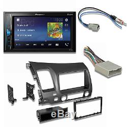 Pioneer Mechless Car Radio Stereo Dash Install Mounting Trim Bezel Panel Package