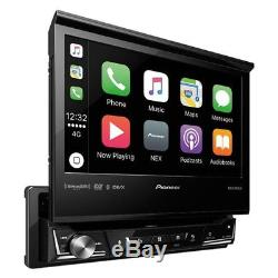 Pioneer Stereo Bluetooth CD/DVD Car Radio Receiver with CarPlay Android Auto