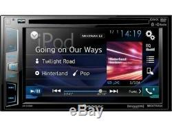 Pioneer Touch Screen Car Stereo AVH-X391BHS Bluetooth Mixtrax Double Din
