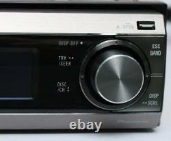 Pioneer carrozzeria DEH-P910 Car Stereo Audio CD Player 1DIN with Remote Working