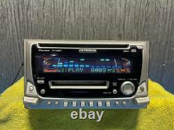 Pioneer carrozzeria Mini Disc MD/CD Player Car Stereo FH-P3006ZY Tested Working