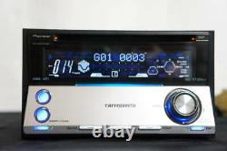 Pioneer carrozzeria Mini Disc MD/CD Player Car Stereo Tested Working FH-P077MD