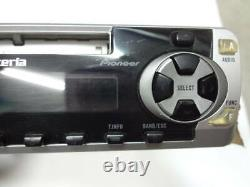 Pioneer carrozzeria Mini Disc MD Player Car Stereo Tested Working MEH-P515