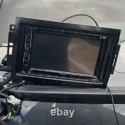 Pioneer double din touch screen car stereo