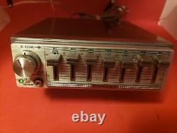 Vintage OLD SCHOOL Pioneer CD-7 EQ Car Stereo Equalizer 7 band With ECHO