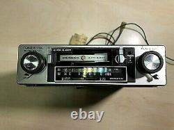 Vintage PIONEER KP-2500A Car Stereo AM/FM Cassette Player RARE Made in JAPAN