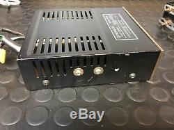 Vintage Pioneer AD-30 Car Stereo Graphic Equalizer Booster Amplifier