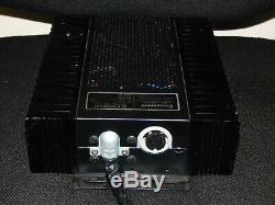 Vintage Pioneer Component Car Stereo Stereo Main Amplifier GM-120 60W+60W