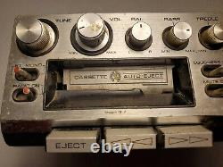 Vintage Pioneer KP 500 FM Super tuner/ cassette car stereo, for parts or repair