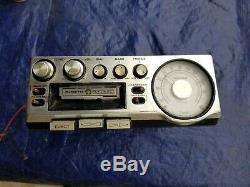 Vintage Pioneer Super Tuner FM Cassette KP500 Player Car Truck Stereo UNTESTED